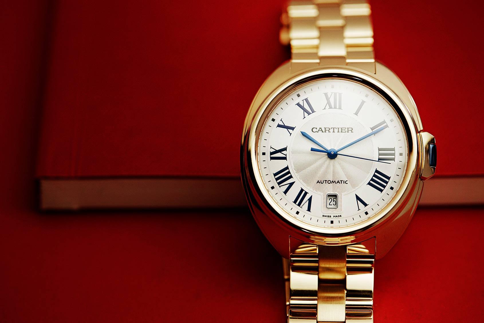 卡地亚手表拆卸表带